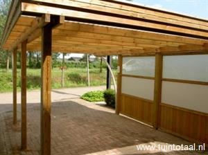 Carport OPRUIMING